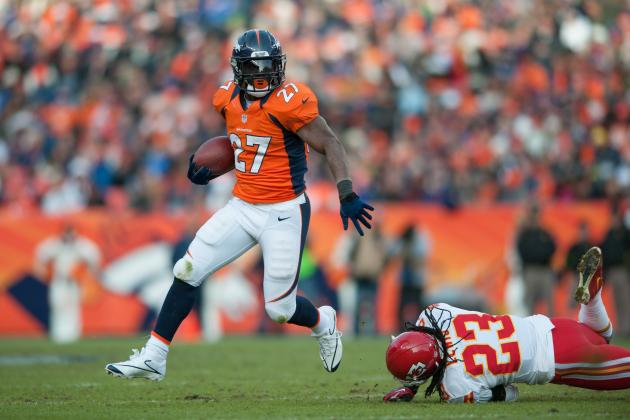 Denver Broncos: Has Knowshon Moreno Proven He Is Denver's Starter?