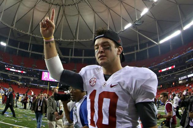 Alabama Puts off Talk of a Dynasty