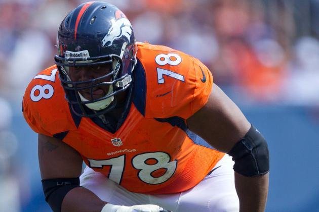 Ryan Clady Expected to Be Ready for Playoff Opener