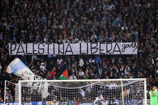 Lazio Charged over Racist Chanting in Spurs Europa League Clash