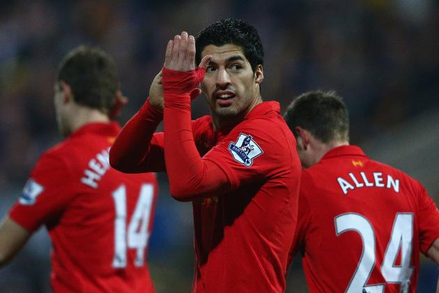 ESPN Analyst Apologizes for Calling Suarez a 'Cheat'