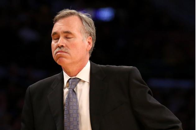 Mike D'Antoni Still Believes Lakers Can Make Post-Season