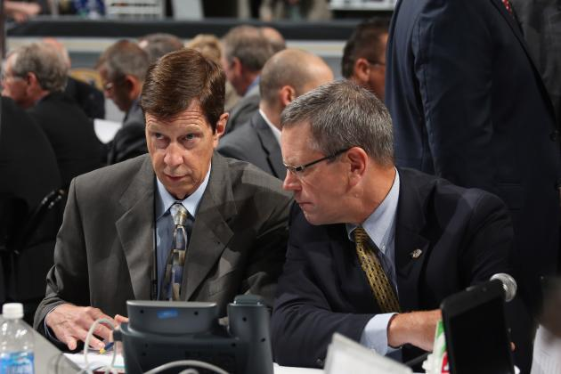 What Should Top Poile's Priority List?