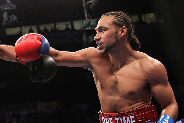 Keith Thurman vs. Malignaggi?