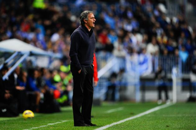 Mourinho Not Fazed by Fan Anger
