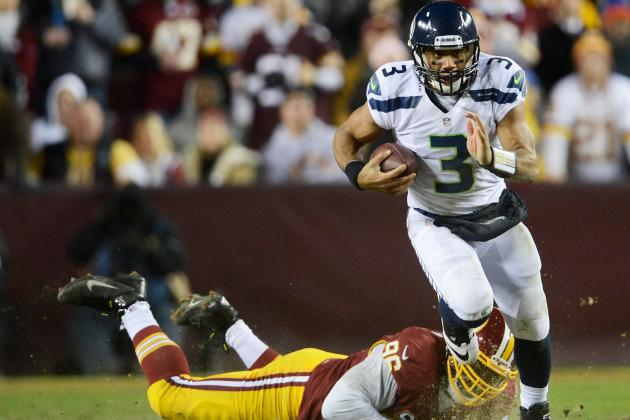 Seahawks' Russell Wilson Is Last Rookie Quarterback in the Playoffs