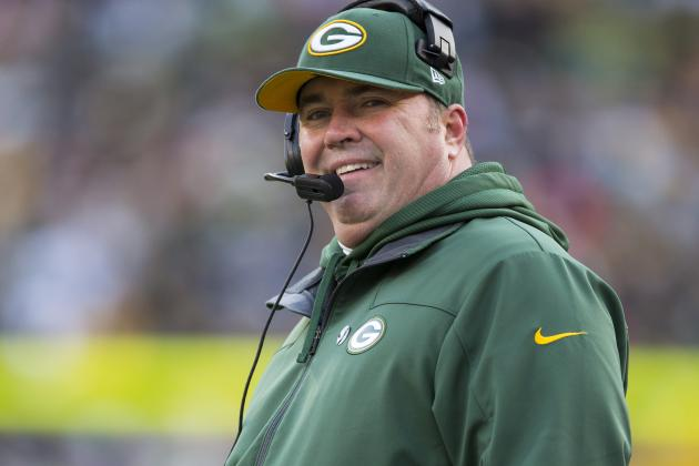 McCarthy on Green Bay Packers: 'Better When Disrespected'