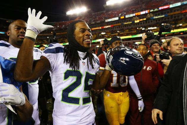 Trent Williams, Richard Sherman Make Peace