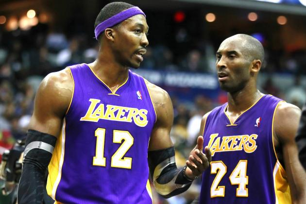 Are Kobe Bryant and Dwight Howard's Off-Court Issues Beyond Repair?