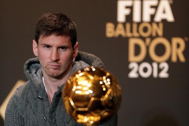 Ballon D'Or: Breaking Down Each Contender's Chances of Winning FIFA Award