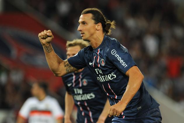 PSG-Why 2013 Could Be the Year Zlatan and Co. Take over from Barcelona