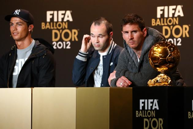 Messi & Ronaldo Downplay Rivalry
