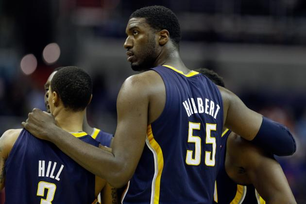 Roy Hibbert's Monster Game Against the Bucks the Beginning of a Resurgence?