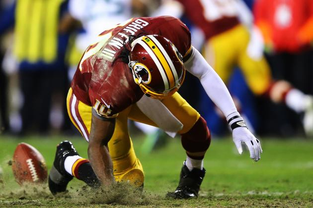 Robert Griffin III Responds to Critics on Twitter Following Playoff Game Injury