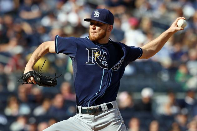 Life After J.P. Howell in Rays Bullpen
