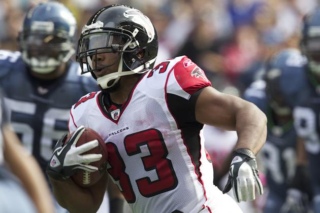 Early Numbers on Seahawks-Falcons