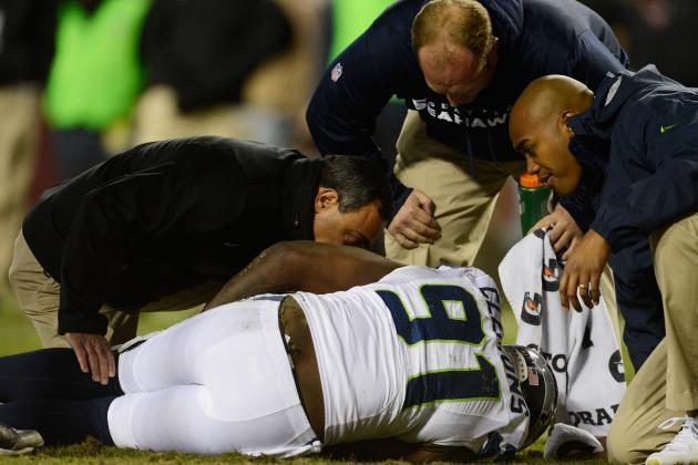 Chris Clemons Has Torn ACL, Seattle Seahawks Fear