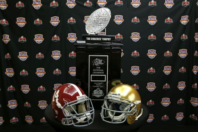BCS Title Game by the Numbers
