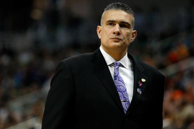 South Carolina's Frank Martin Doesn't Get Wrapped Up in Records