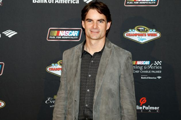 Jeff Gordon to Star on CBS Show 'I Get That a Lot'