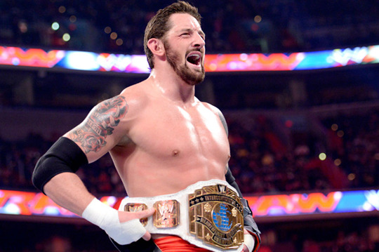 WWE IC Champion Wade Barrett Deserves Your Attention