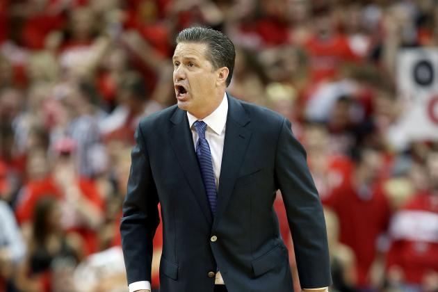 Calipari Says 'Best Recruiting Class Ever' Title Must Wait