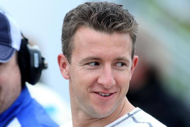 AJ Allmendinger Trying to Put 2012 Suspension Behind Him