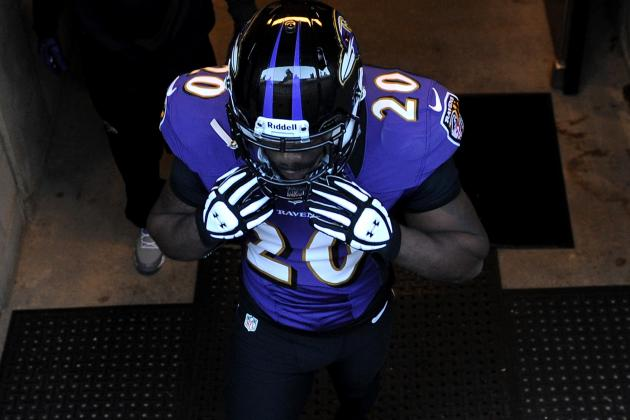 Ed Reed of Ravens 'not Thinking About' Retirement'
