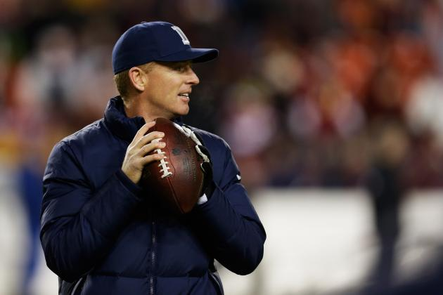 Debate: Should Jason Garrett Give Up His Play-Calling Responsibilities?