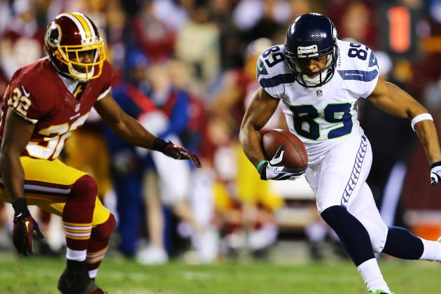 Doug Baldwin's Ball-Fake That Clowned Jordan Pugh of the Redskins Was Sick