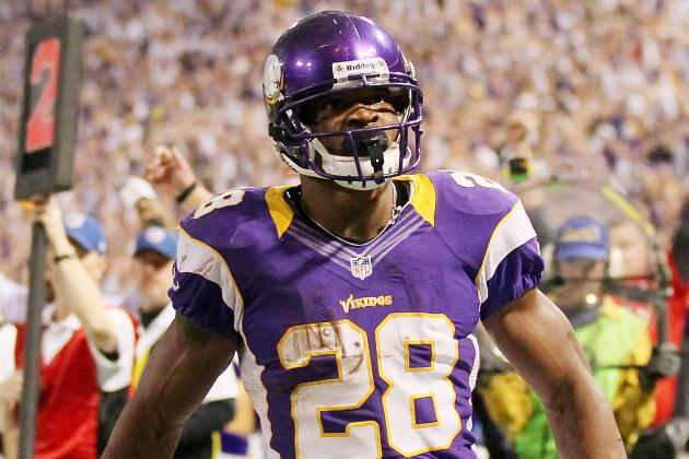 NFL MVP 2013: Why Adrian Peterson Will Beat out Peyton Manning