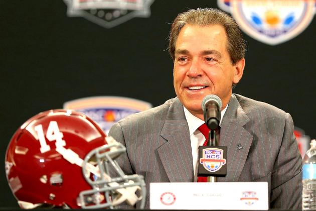 BCS Championship 2013: How a Win Would Impact Alabama Recruiting