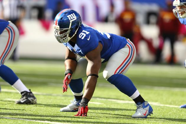 Five Giant Issues: The Pass Rush