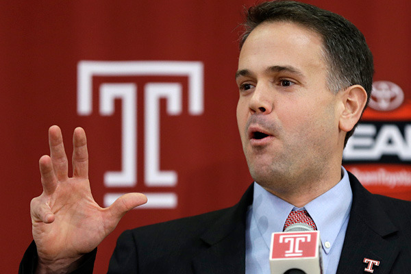 Temple Announces New Hires
