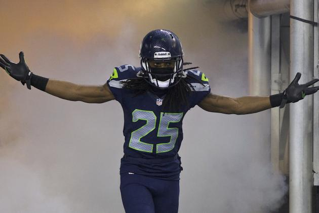 Richard Sherman: Redskins Fans Can't Touch '12th Man'