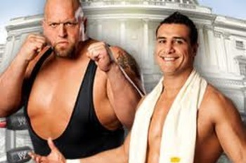 WWE Apparently Going with Big Show-Del Rio Title Match at Royal Rumble