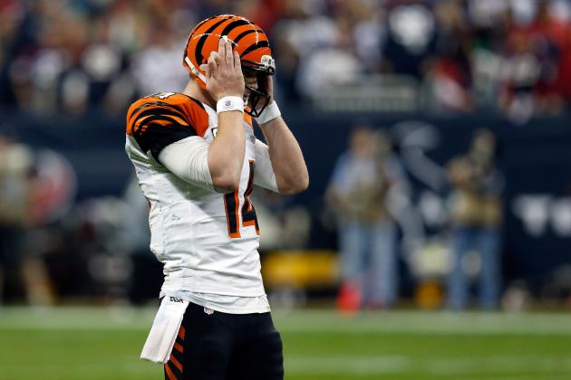 Cincinnati Bengals 2012: Is Andy Dalton the Quarterback of the Future?