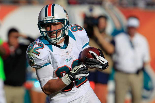 Dolphins' Brian Hartline Does His Best, Waits for the Rest