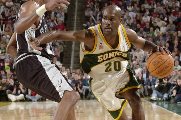 Gary Payton, Bulls Owner Reinsdorf Among Hall of Fame Nominees