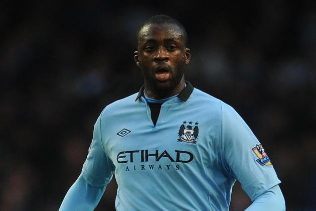 Yaya Toure on Mend After Being Hospitalised by Illness