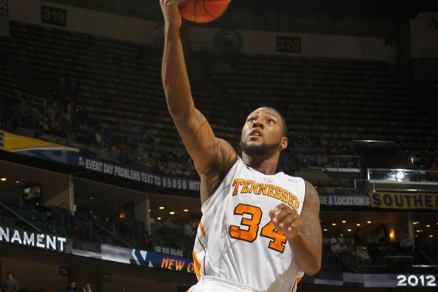 Vols Already Used to Playing Without Jeronne Maymon