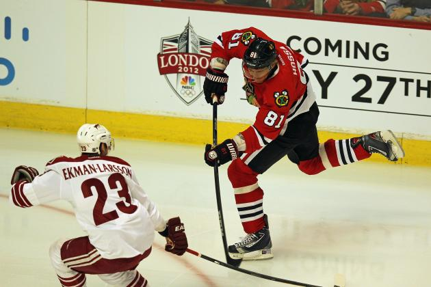 Marian Hossa's Health The Lone Benefit Of NHL Lockout