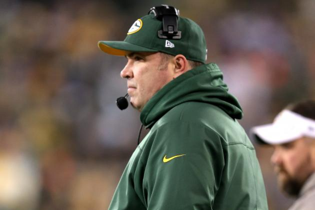 McCarthy Feels Better, and About Injuries, Too