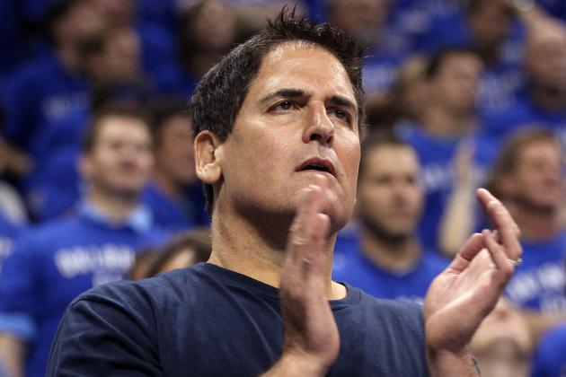 Mark Cuban: 'We Aren't Going to Change Our Approach'