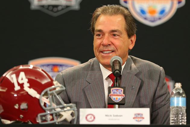 Saban Leans on Rivera as Example of Championship Focus