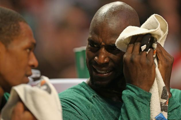 Celtics Learning to Thrive with Garnett on Bench