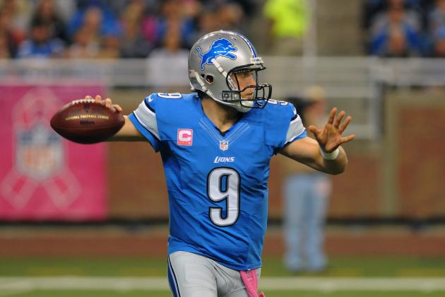Position by Position Grades for the Detroit Lions Offense