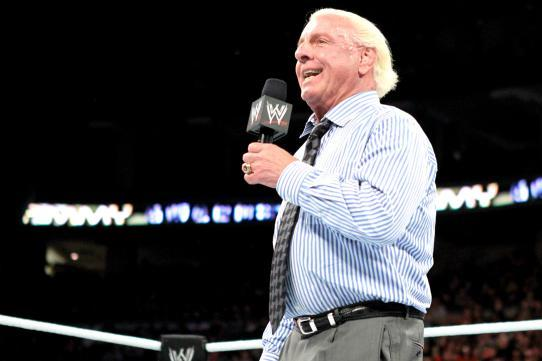 WWE News: Ric Flair's Royal Rumble Status Revealed