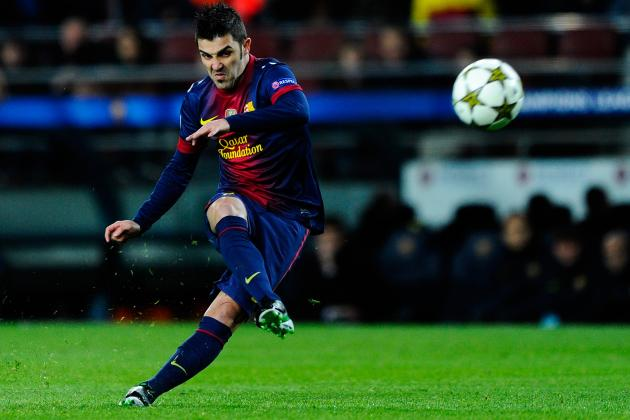 Arsenal Transfer Rumors: Signing David Villa Would Show Flaw in Transfer Policy