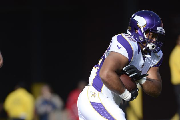 Minnesota Vikings: Jerome Felton Is the Team's Top Offensive Free Agent